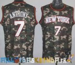 Maillot NBA 2013 Camouflage NO.7 Anthony Pas Cher