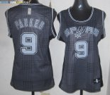Maillot NBA Femme 2013 Static Fashion NO.9 Parker Pas Cher