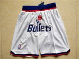 Pantalon Washington Wizards Blanc