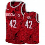 Maillot Houston Rockets Nike NO.42 Nene Rouge Pas Cher