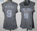 Maillot NBA Femme 2013 Static Fashion NO.9 Tony Parker Pas Cher