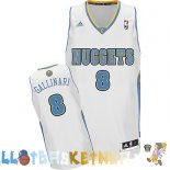 Maillot NBA Denver Nuggets NO.8 Danilo Gallinari Blanc Pas Cher