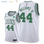 Maillot NBA Boston Celtics NO.44 Robert Williams III Blanc 2018-2019 Pas Cher