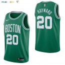Maillot NBA Boston Celtics NO.20 Gordon Hayward Vert Icon 2017-2018 Pas Cher