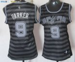 Maillot NBA Femme Groove Fashion NO.9 Tony Parker Pas Cher
