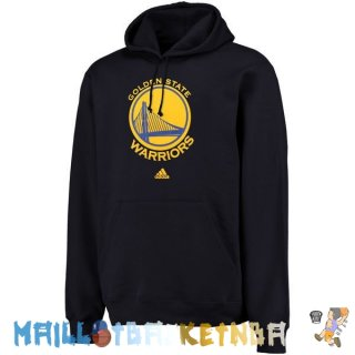 Hoodies NBA Golden State Warriors Noir 005 Pas Cher