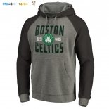 Hoodies NBA Boston Celtics Gris Noir