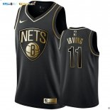 Maillot Brooklyn Nets NO.11 Kyrie Irving Or Edition