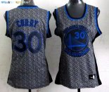 Maillot NBA Femme 2013 Static Fashion NO.30 Stephen Curry Pas Cher