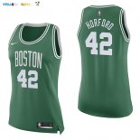 Maillot NBA Femme Boston Celtics NO.42 Al Horford Vert Icon Pas Cher