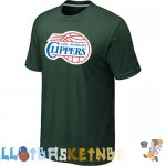 Maillot NBA L.A. Clippers Vert Sombre Pas Cher