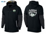 Hoodies NBA Boston Celtics Noir Blanc