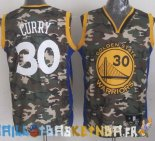 Maillot NBA 2013 Camouflage NO.30 Curry Pas Cher