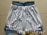Pantalon NBA Orlando Magic Blanc Bande Pas Cher