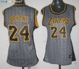 Maillot NBA Femme 2013 Static Fashion NO.24 Kobe Bryant Pas Cher