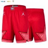 Pantalon NBA 2020 All Star Rouge