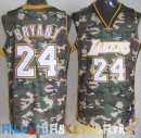 Maillot NBA 2013 Camouflage NO.24 Bryant Pas Cher