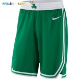 Pantalon NBA Boston Celtics Nike Vert Pas Cher