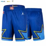 Pantalon NBA 2020 All Star Bleu