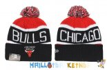 New Era Bonnet NBA 2016 Chicago Bulls Noir Blanc Pas Cher