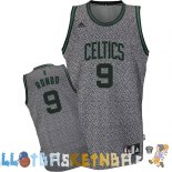 Maillot NBA Boston Celtics 2013 Moda Estatica NO.9 Rondo Pas Cher