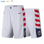 Pantalon Washington Wizards Nike Blanc Ville 2019-20