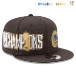 Casquette Snapback NBA Golden State Warriors Champions 2017 Pas Cher