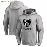 Hoodies NBA Brooklyn Nets Gris