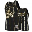 Maillot NBA Toronto Raptors NO.1 Tracy McGrady Or Edition Pas Cher