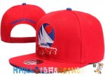 Casquette Snapback NBA 2016 Los Angeles Clippers Rouge Pas Cher