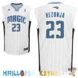 Maillot NBA Orlando Magic NO.23 Mario Hezonja Blanc Pas Cher