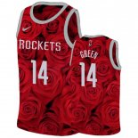 Maillot Houston Rockets Nike NO.14 Gerald Green Rouge Pas Cher