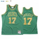 Maillot NBA CNY Throwback Boston Celtics NO.17 John Havlicek Vert 2020