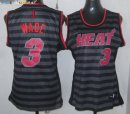 Maillot NBA Femme Groove Fashion NO.3 Dwyane Wade Pas Cher