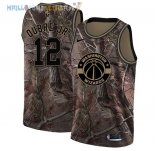 Maillot Washington Wizards NO.12 Kelly Oubre Jr Camo NBA Swingman Collection Realtree 2018 Pas Cher