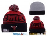 New Era Bonnet NBA 2016 Chicago Bulls Rouge Pas Cher
