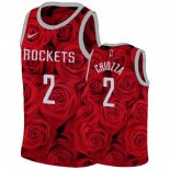Maillot Houston Rockets Nike NO.2 Chris Chiozza Rouge Pas Cher