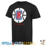 Maillot NBA Los Angeles Clippers Noir Pas Cher