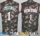 Maillot NBA 2013 Camouflage NO.1 Stoudemire Pas Cher