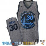 Maillot NBA Golden State 2013 Moda Estatica NO.30 Curry Pas Cher
