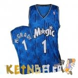 Maillot NBA Orlando Magic NO.1 Tracy McGrady Bleu Sombre Pas Cher