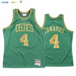 Maillot NBA CNY Throwback Boston Celtics NO.4 Carsen Edwards Vert 2020