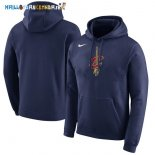 Hoodies NBA Cleveland Cavaliers Nike Marine Pas Cher