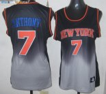Maillot NBA Femme Resonar Moda NO.7 Carmelo Anthony Pas Cher