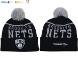 Gorritas NBA 2017 Brooklyn Nets Gris NO.06 Pas Cher