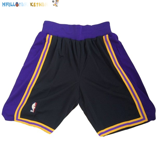 Pantalon NBA Los Angeles Lakers Pourpre Pas Cher