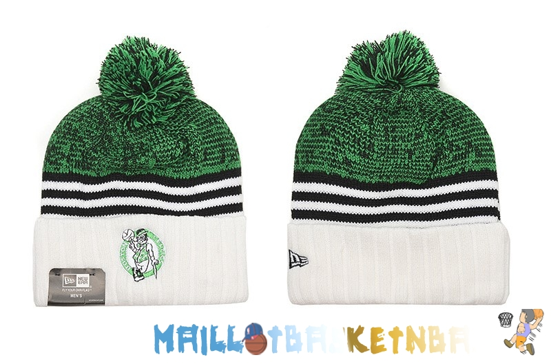 New Era Bonnet NBA 2016 Boston Celtics Vert Blanc Pas Cher