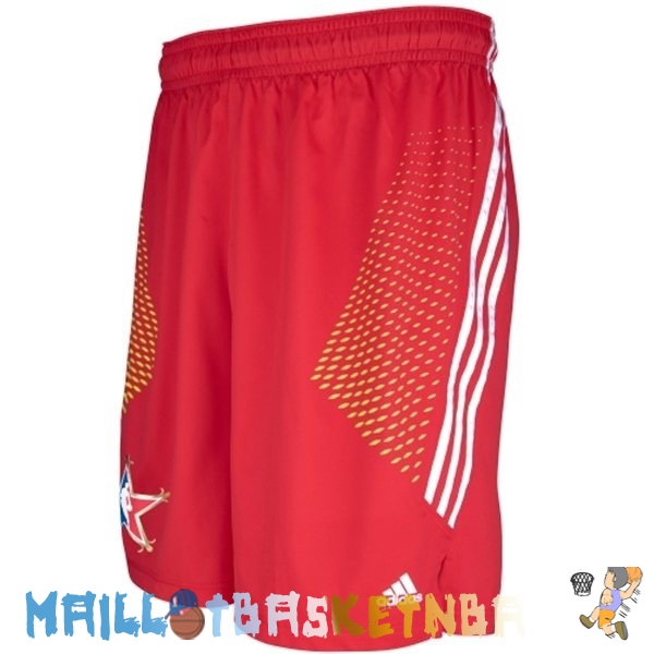 Pantalon NBA 2014 All Star Rouge Pas Cher
